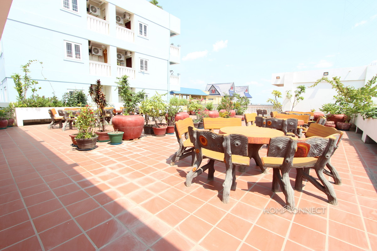 Budget 1 Bedroom Apartment in Toul Tom Poung | Phnom Penh