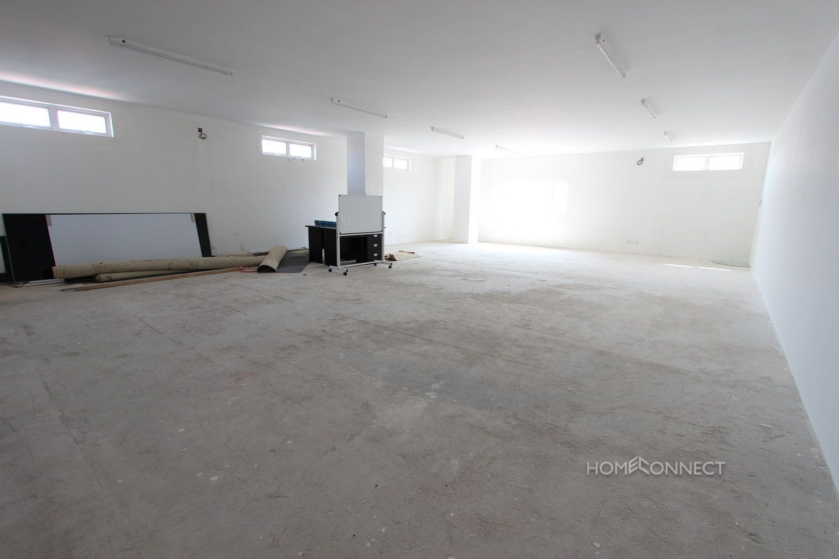 Open Plan Office Space for Rent in BKK1 | Phnom Penh