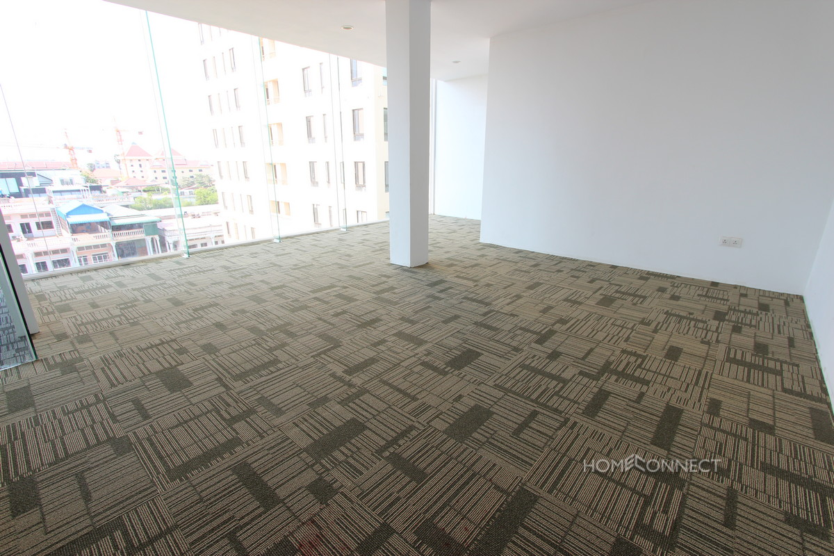 Large Open Plan Office Space in Tonle Bassac | Phnom Penh