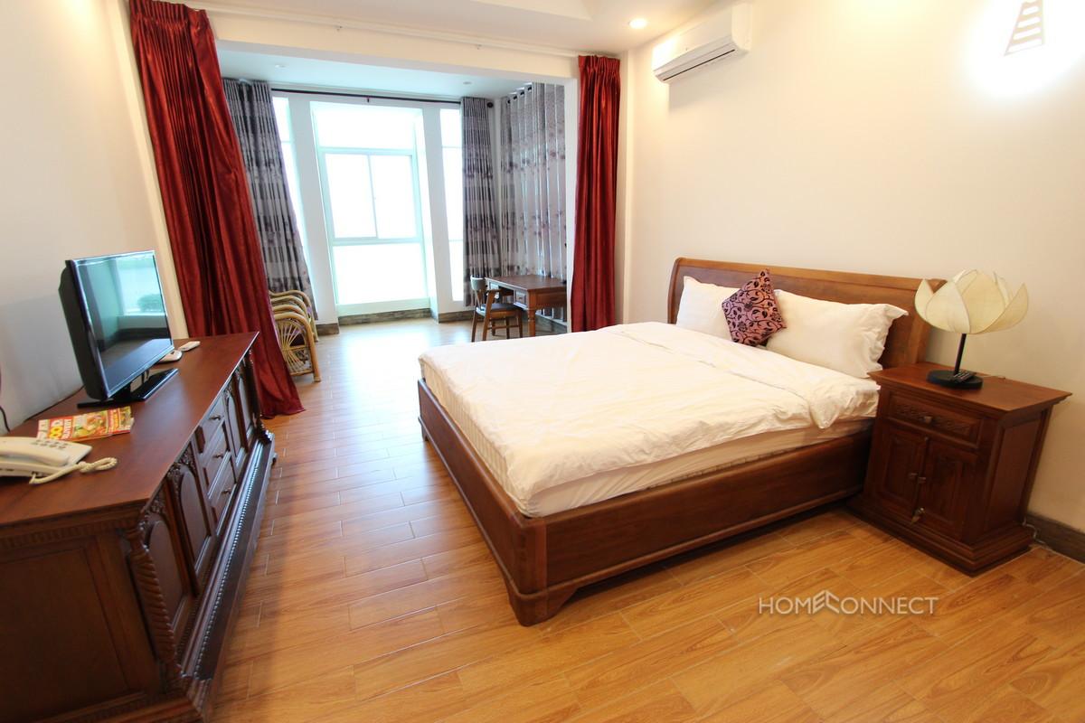 Pleasant Studio Apartment in Chroy Chongva | Phnom Penh