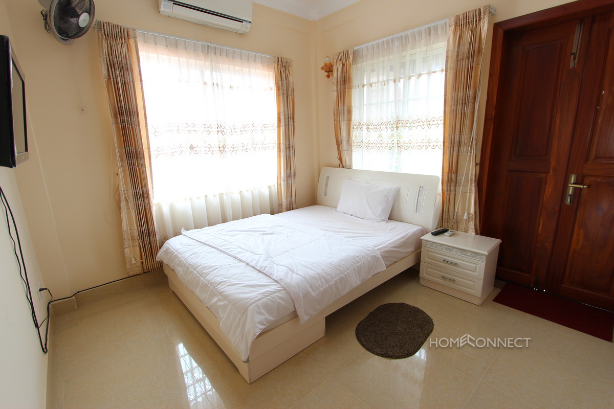 Cosy 1 Bedroom Apartment in the Heart of Tonle Bassac | Phnom Penh