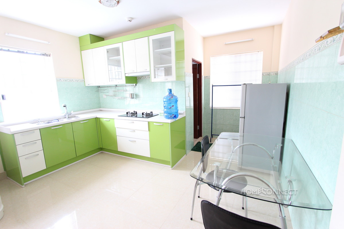 Modern Apartment Beside Independence Monument | Phnom Penh