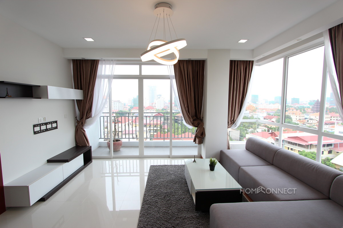 Modern Luxury Apartment Close To Independence Monument   Phnom Penh