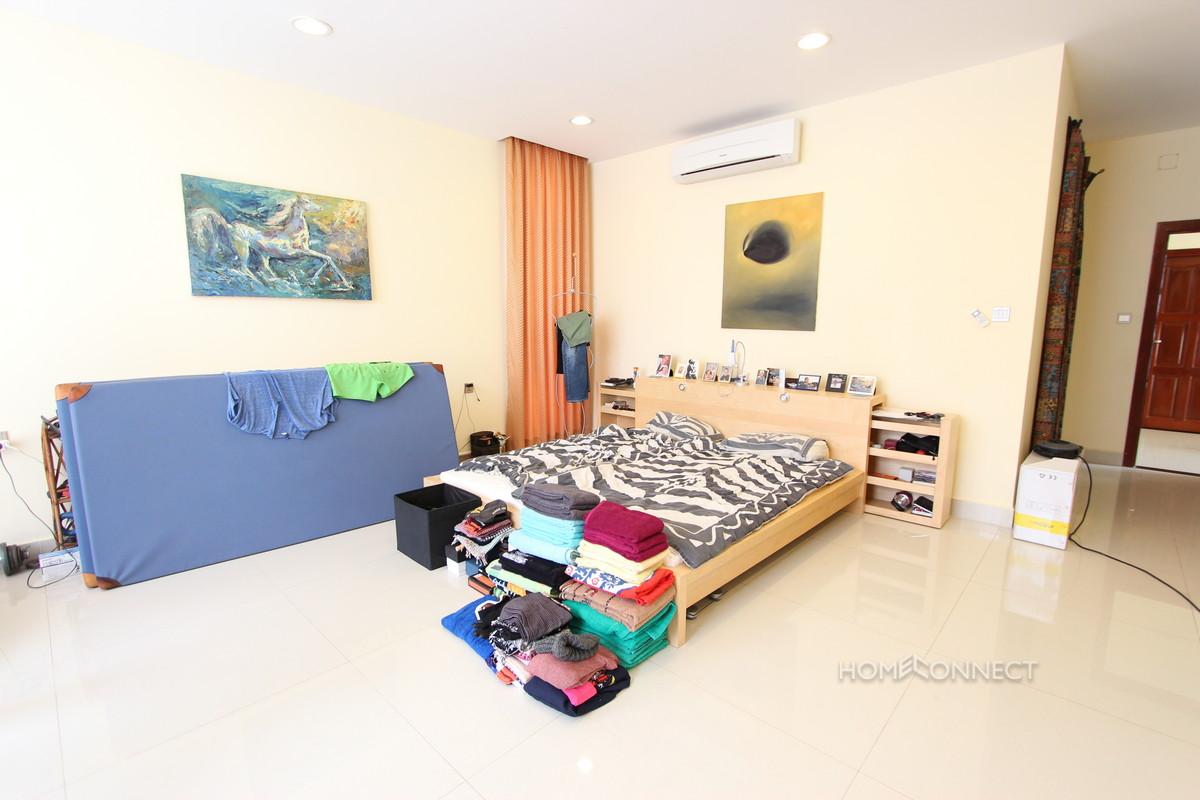 Spacious 4 Bedroom Villa in Elite Town, Diamond Island | Phnom Penh
