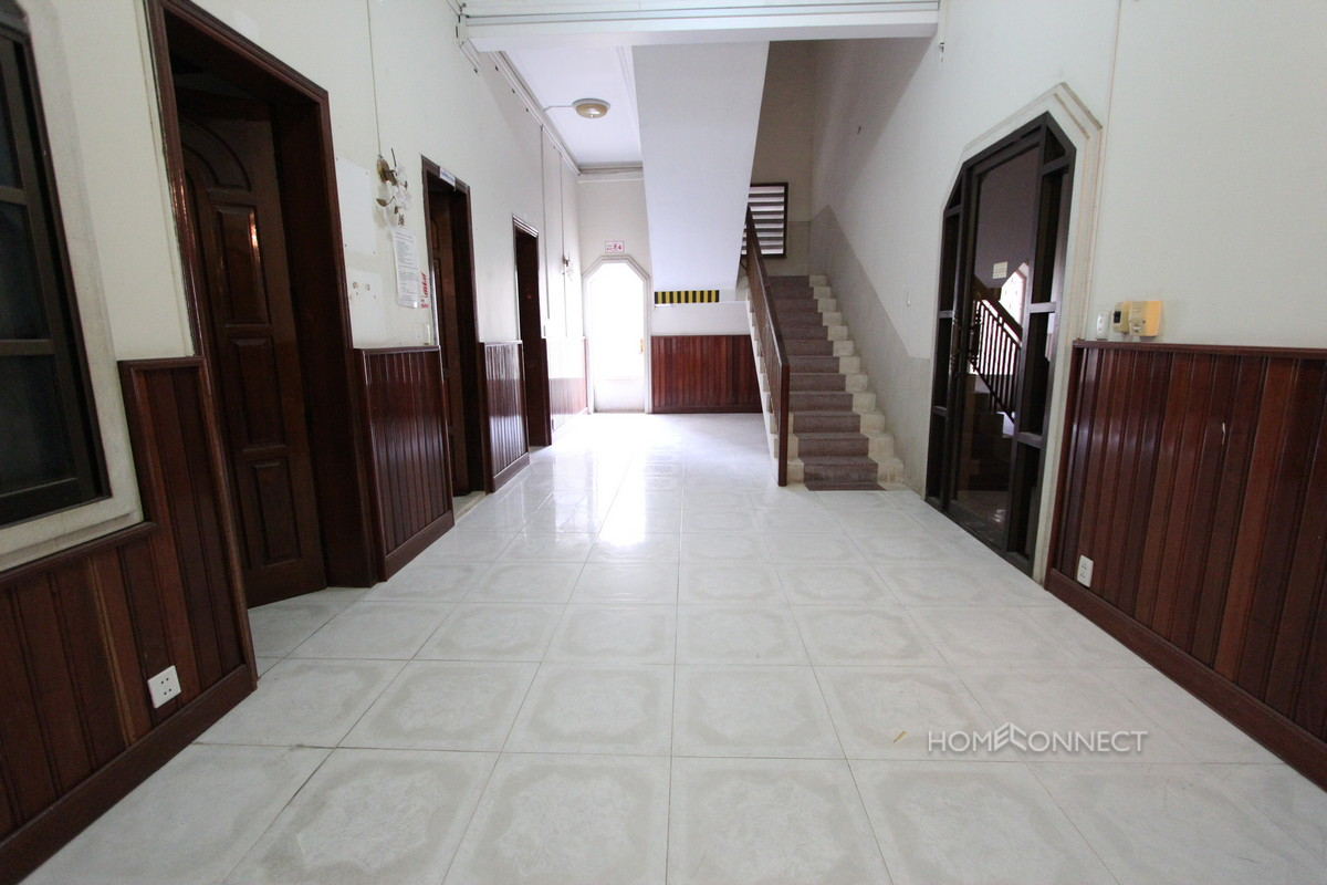 Commercial Villa in the Heart of the BKK1 District   Phnom Penh