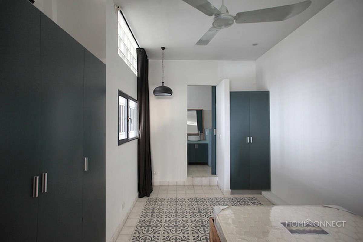 Newly Renovated 2 Bedroom Apartment For Rent Near Riverside | Phnom Penh