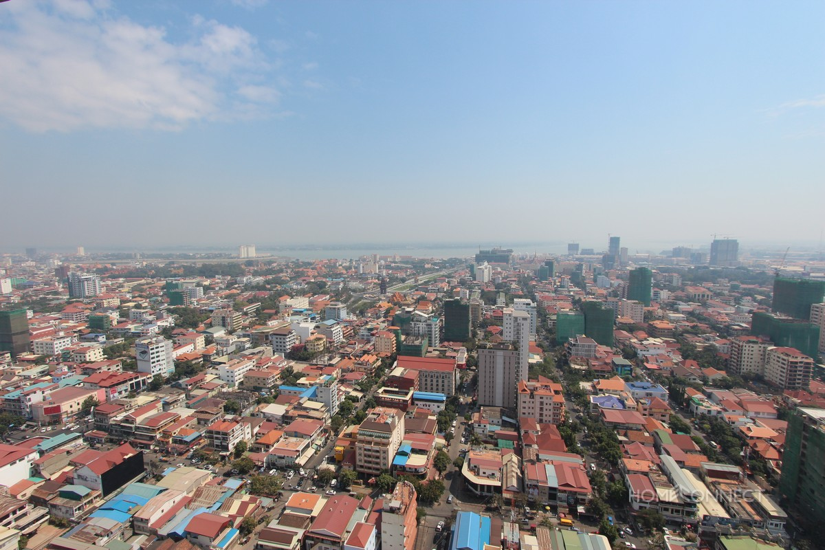 Modern Condo For Rent in The Heart Of BKK1 | Phnom Penh Real Estate