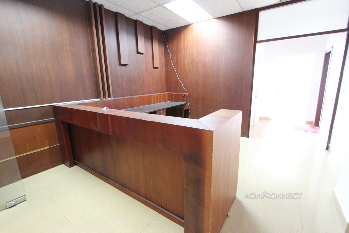 Large Office Suite Close to the Central Market | Phnom Penh