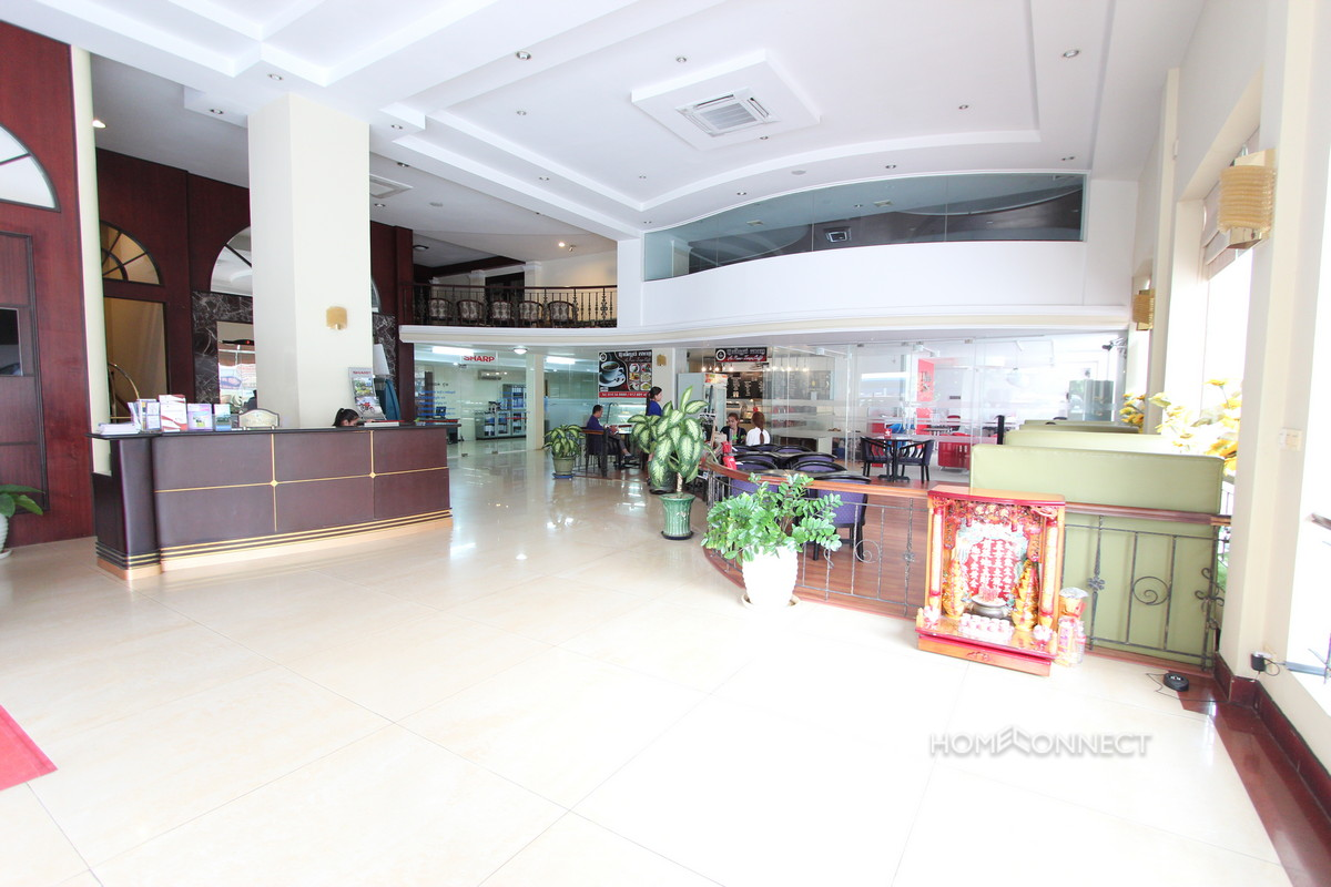 Large Office Suite in the Heart of Downtown | Phnom Penh