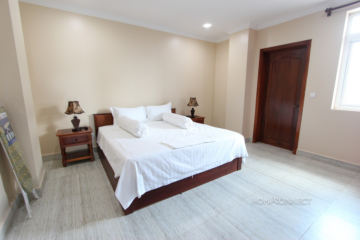 Serviced 2 Bedroom Apartment in Toul Tom Poung | Phnom Penh