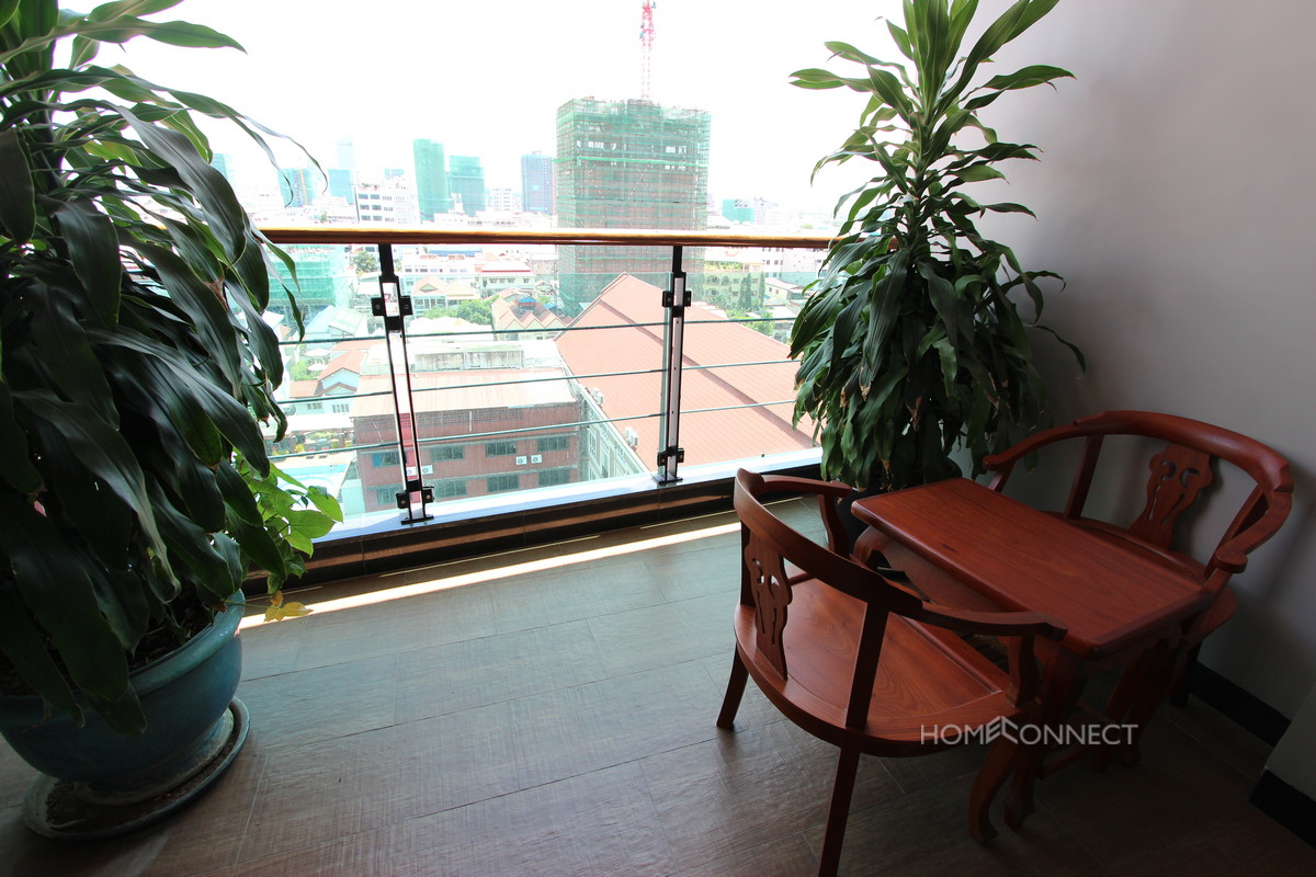 Brand New 1 Bedroom Serviced Apartment in BKK1 | Phnom Penh
