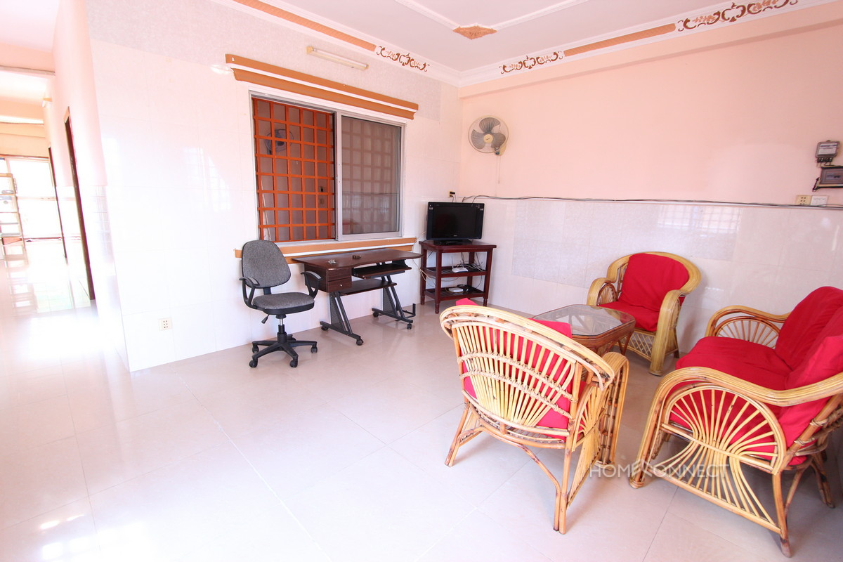 Budget 2 Bedroom Apartment Near the Russian Market | Phnom Penh