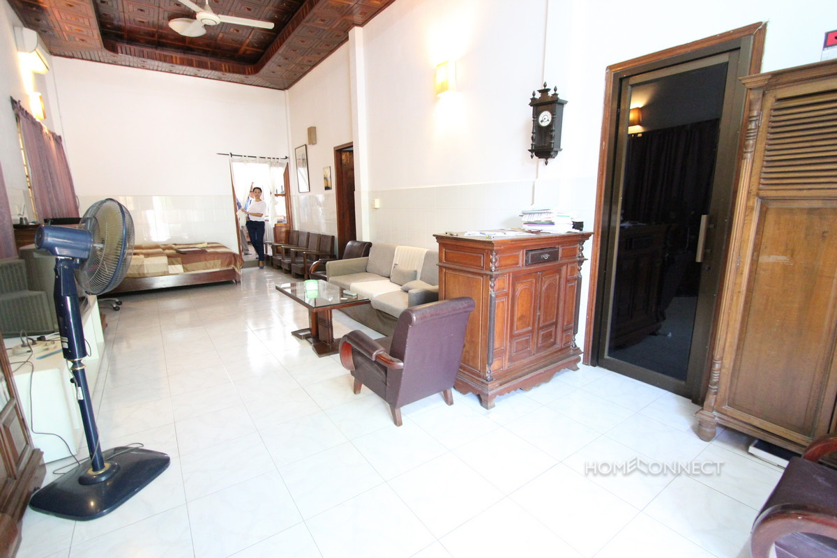 Cosy 3 Bedroom Villa on a Large Block in Boeung Trabek | Phnom Penh Real Estate