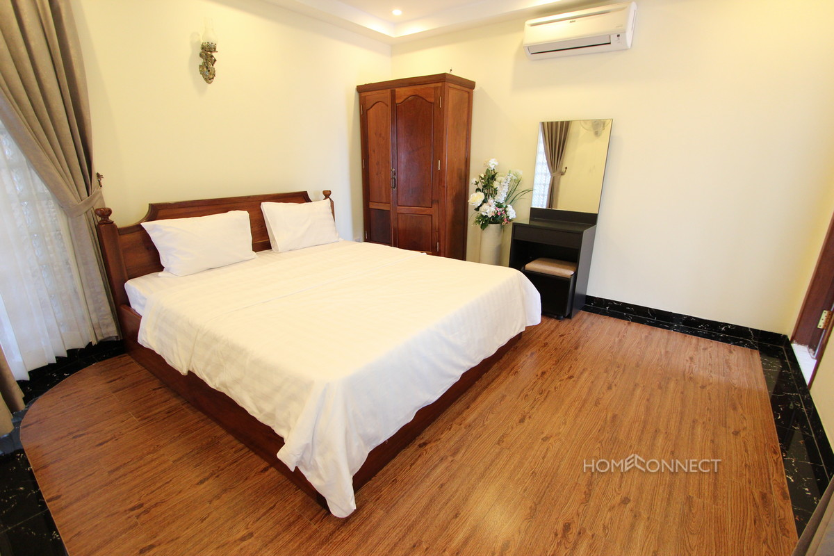 Modern 2 Bedroom Apartment In Northern Russian Market | Phnom Penh