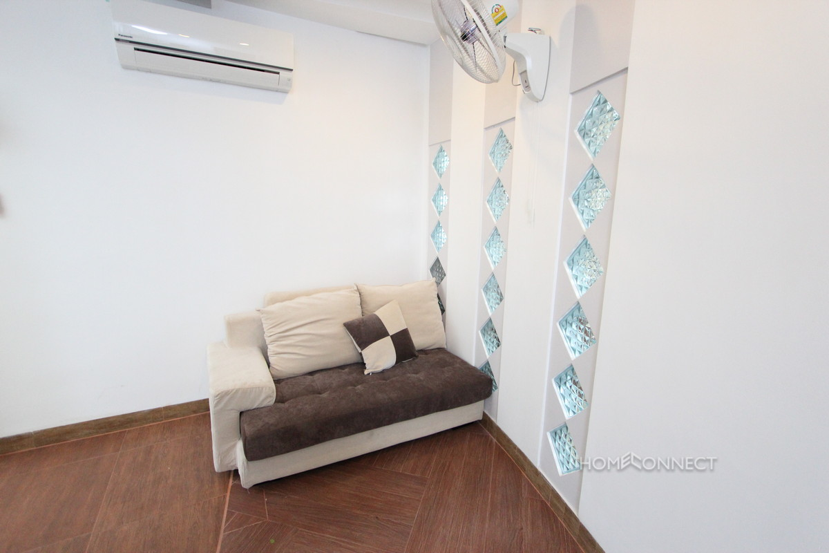 Modern Studio Apartment In Northern Russian Market | Phnom Penh