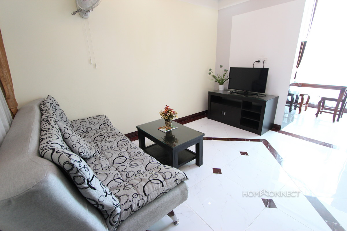 Modern 1 Bedroom Apartment In Northern Russian Market | Phnom Penh