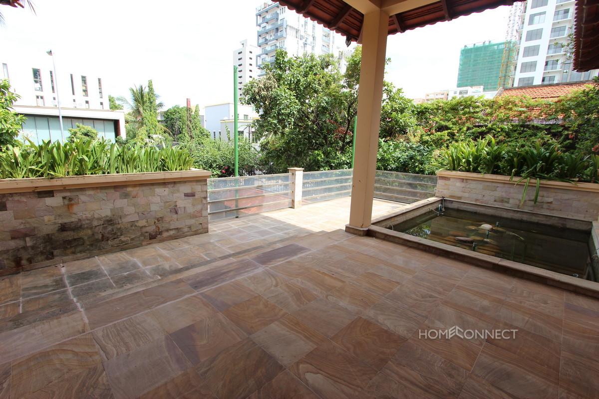 Large 3 Bedroom Villa in The Heart of BKK1 | Phnom Penh