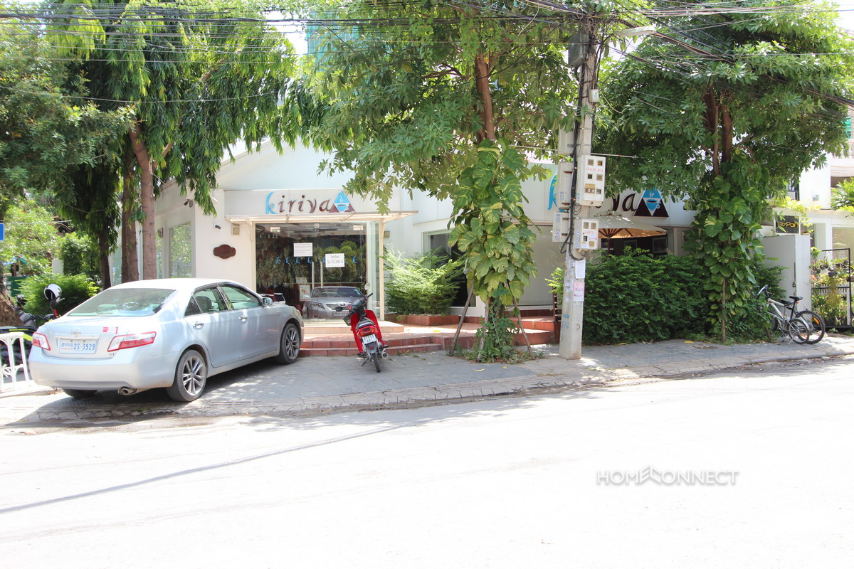 Corner Shopfront Property in the Heart of BKK1 | Phnom Penh