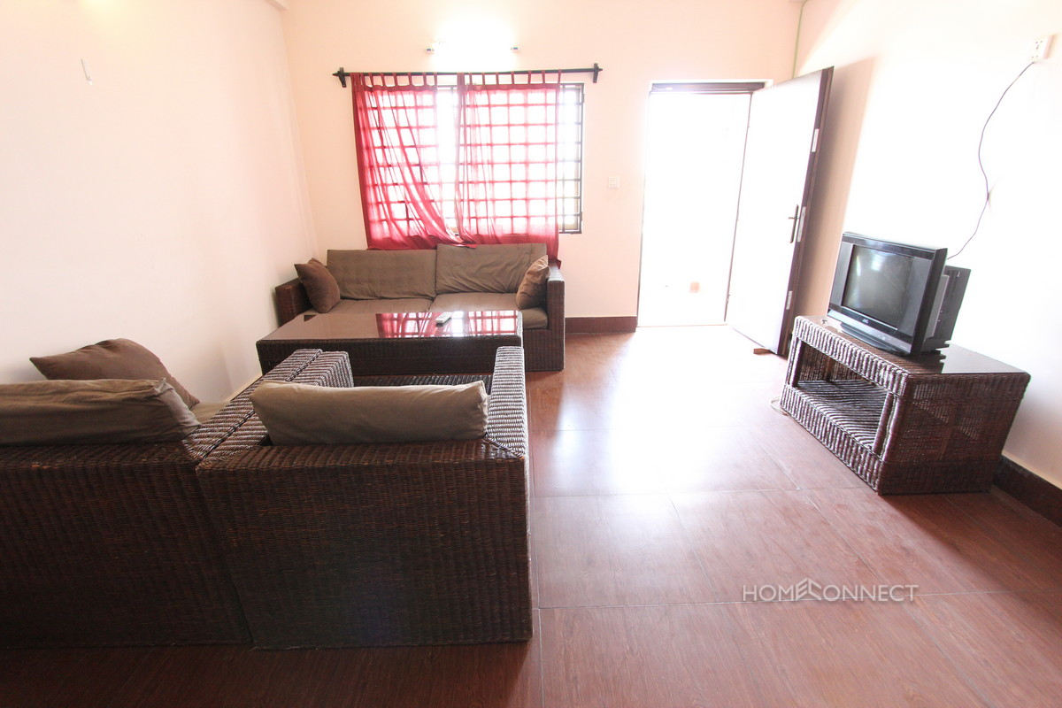 Riverside Apartment with Fantastic Views for Rent | Daun Penh Real Estate