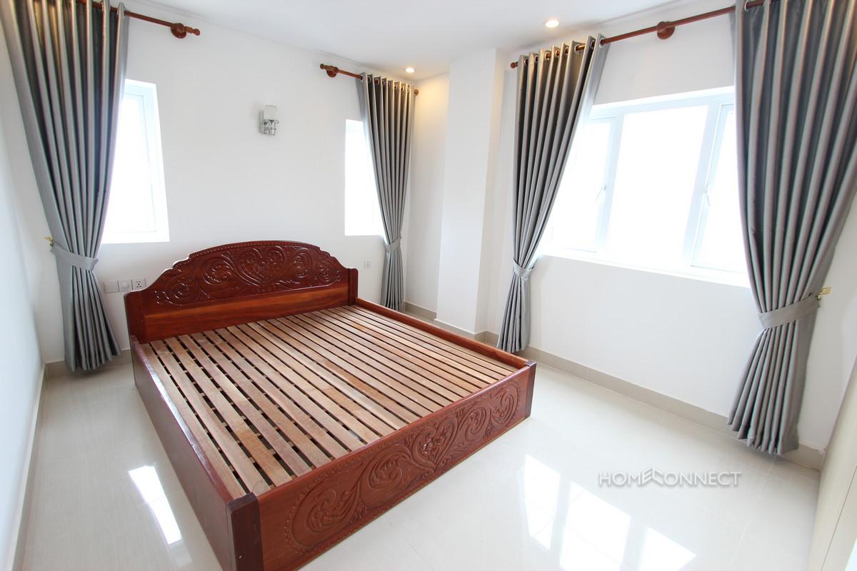 New Spacious 2 Bedroom Apartment Near the Olympic Stadium | Phnom Penh