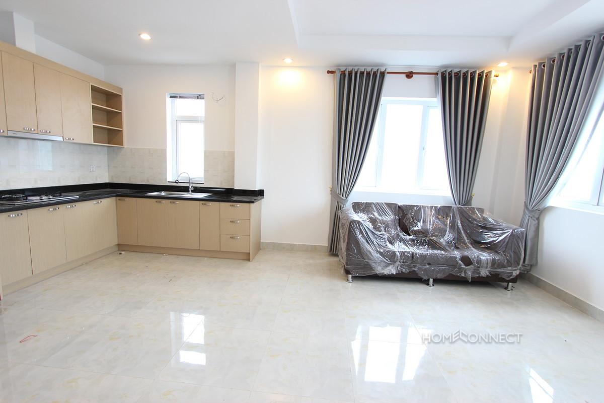 New Spacious 1 Bedroom Apartment Near the Olympic Stadium | Phnom Penh