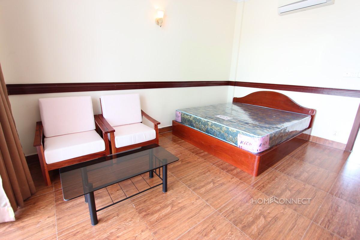 Secure 1 Bedroom Apartment in BKK3 | Phnom Penh