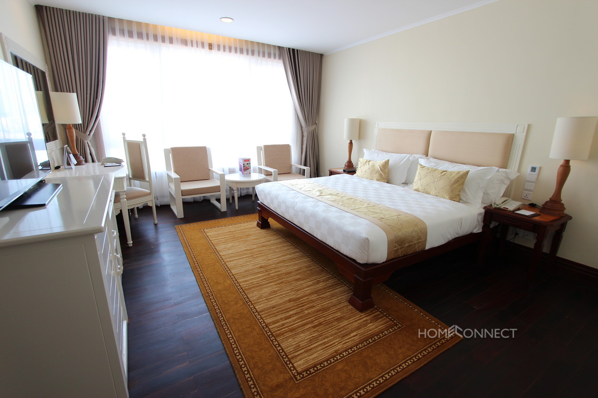 Luxurious 1 Bedroom Apartment in Chroy Chongva | Phnom Penh Real Estate