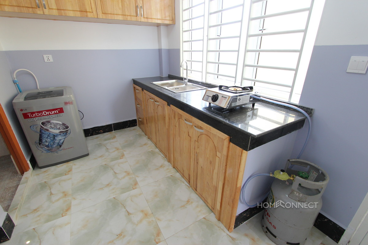 Fully Serviced Apartment For Rent Near Russian Market | Phnom Penh Real Estate