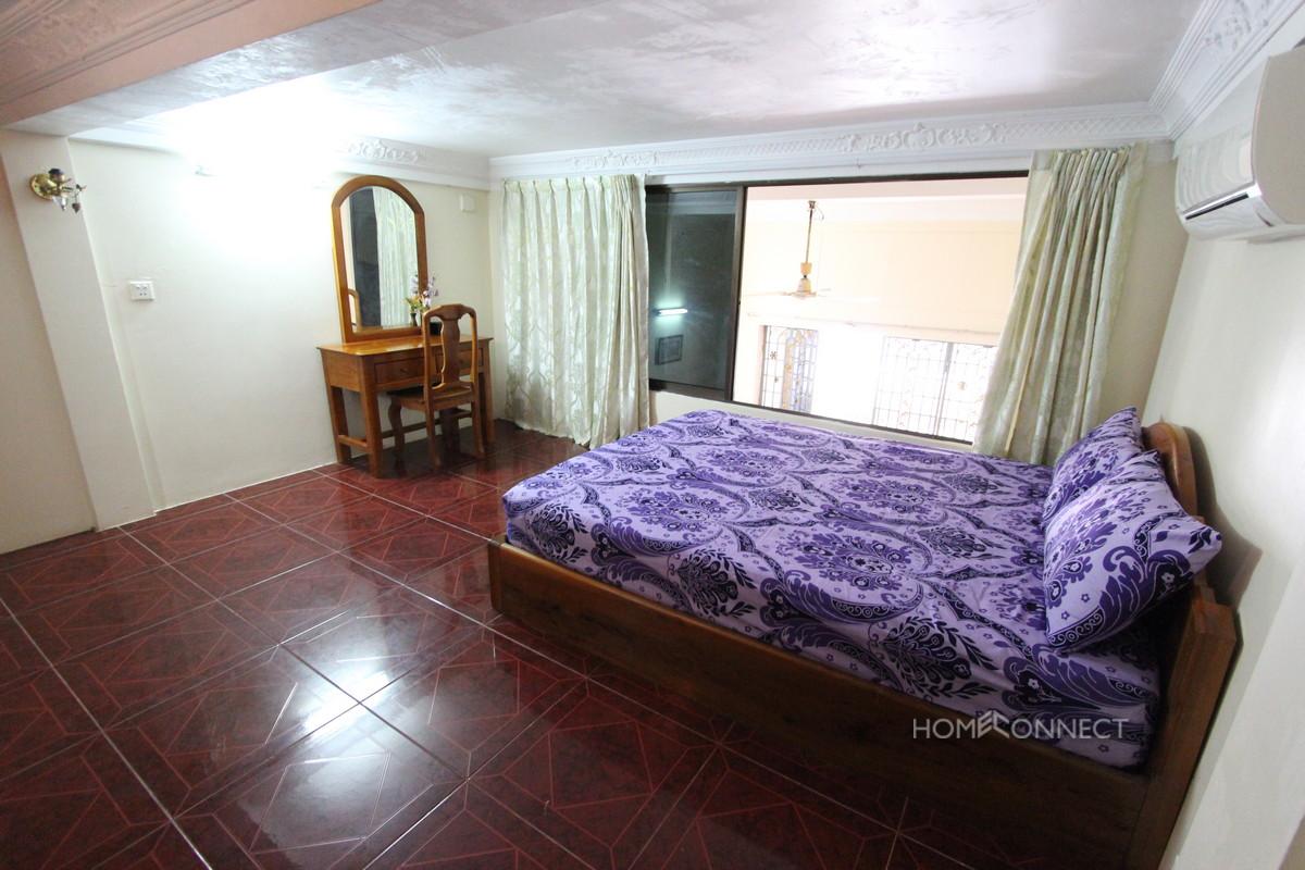 Pleasant 3 Bedroom Apartment in the Riverside Area | Phnom Penh Real Estate