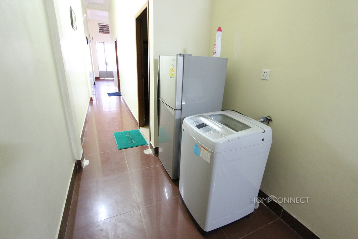 Neat 2 Bedroom Apartment Near the Riverside | Phnom Penh Real Estate