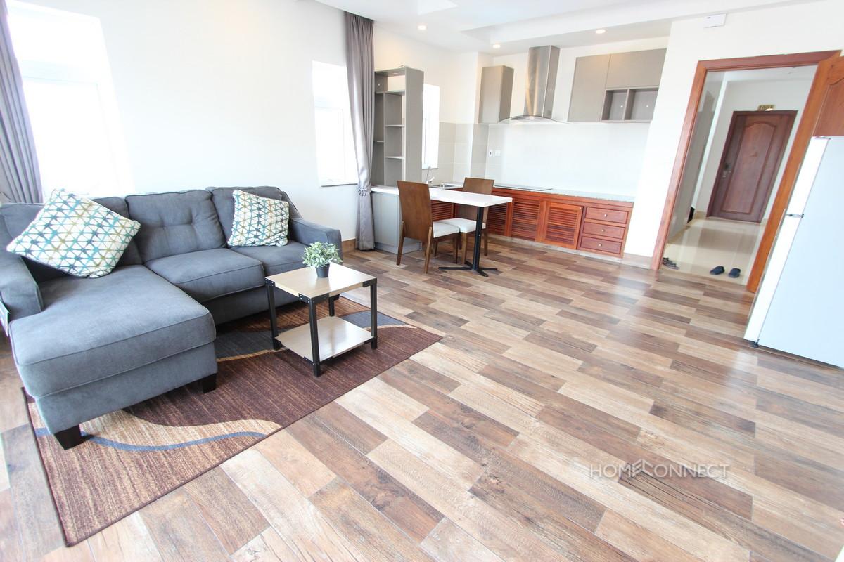 Western Style2 Bedroom Apartment Near Olympic Stadium | Phnom Penh Real Estate