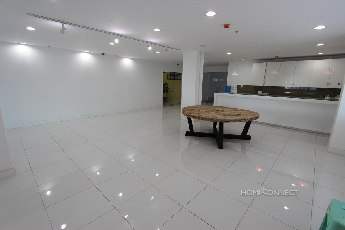 Modern Office Space For Rent On Mao Tse Toung Blvd   Phnom Penh Real Estate