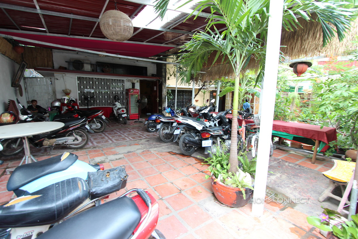 Full Furnished Restaurant for Rent in BKK1   Phnom Penh Real Estate