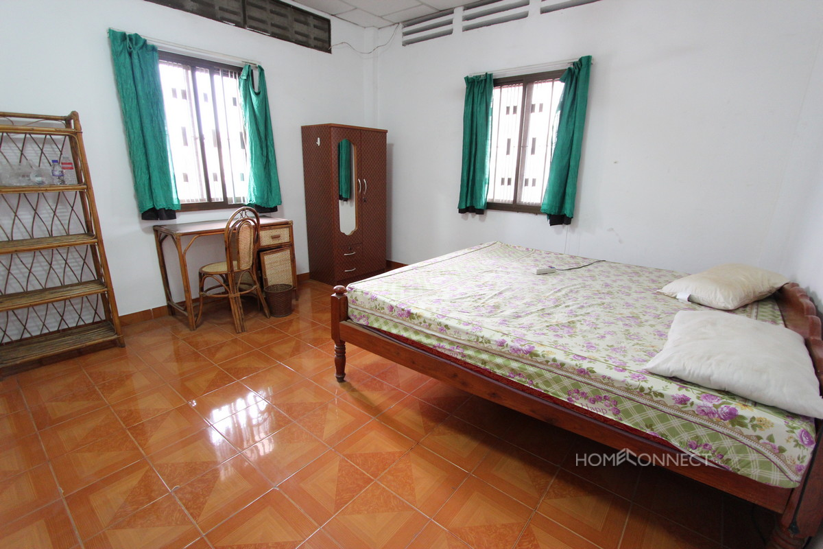 Large Apartment With Terrace in BKK1   Phnom Penh Real Estate
