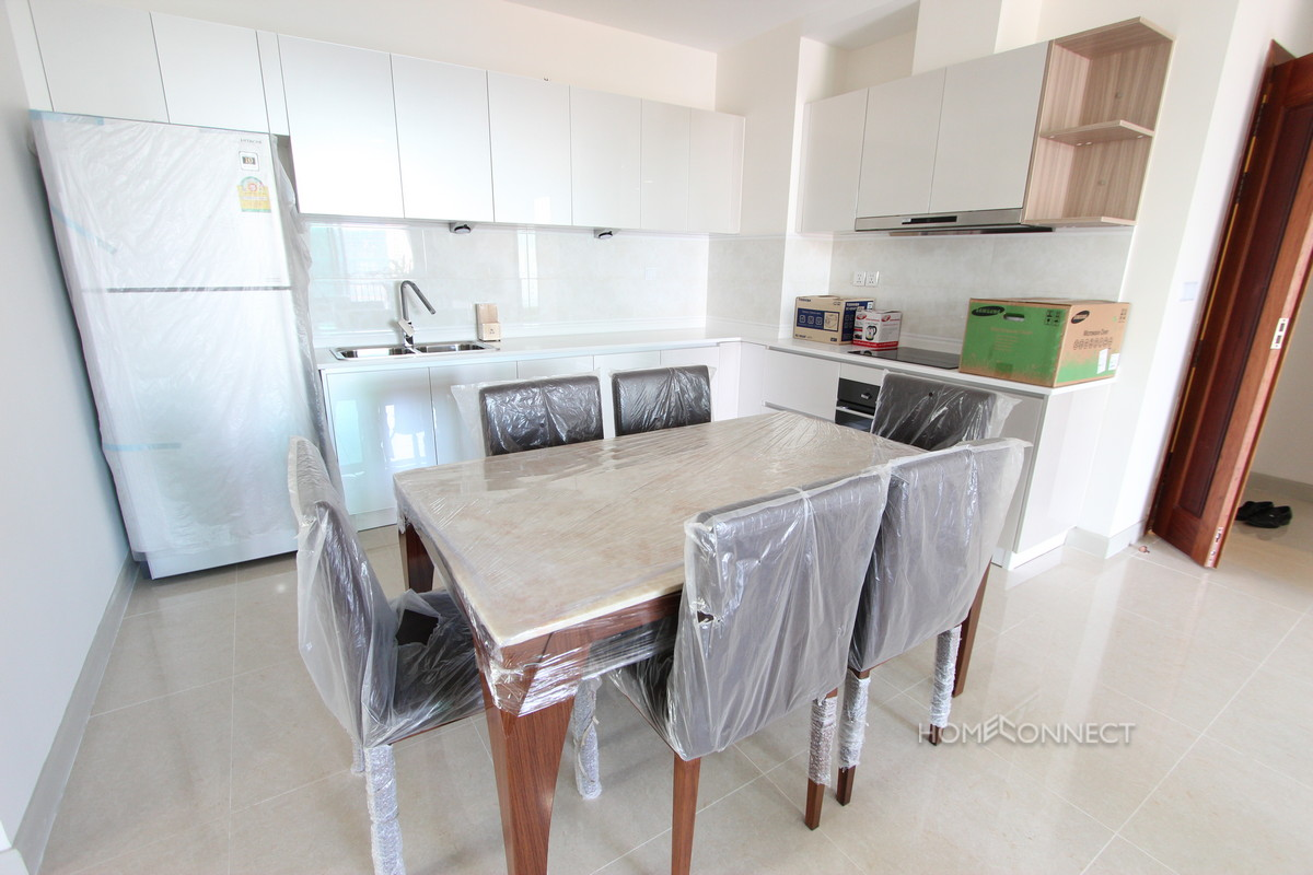 Modern 3 Bedroom Fully Serviced Apartment in BKK3 | Phnom Penh Real Estate
