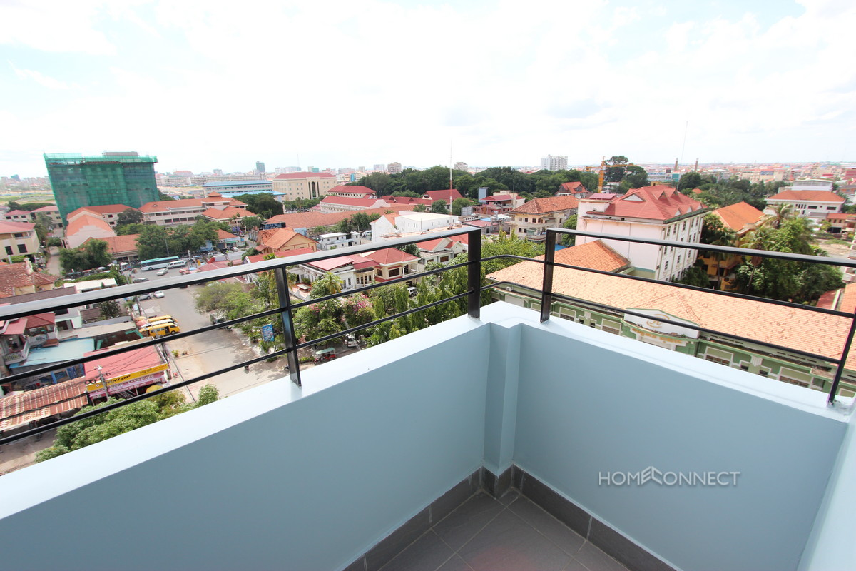 Pleasant Apartment Near the Historic Wat Phnom | Phnom Penh Real Estate