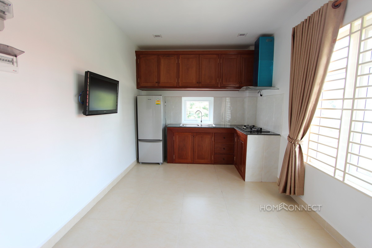 New 1 Bedroom Apartment in Tonle Bassac | Phnom Penh Real Estate