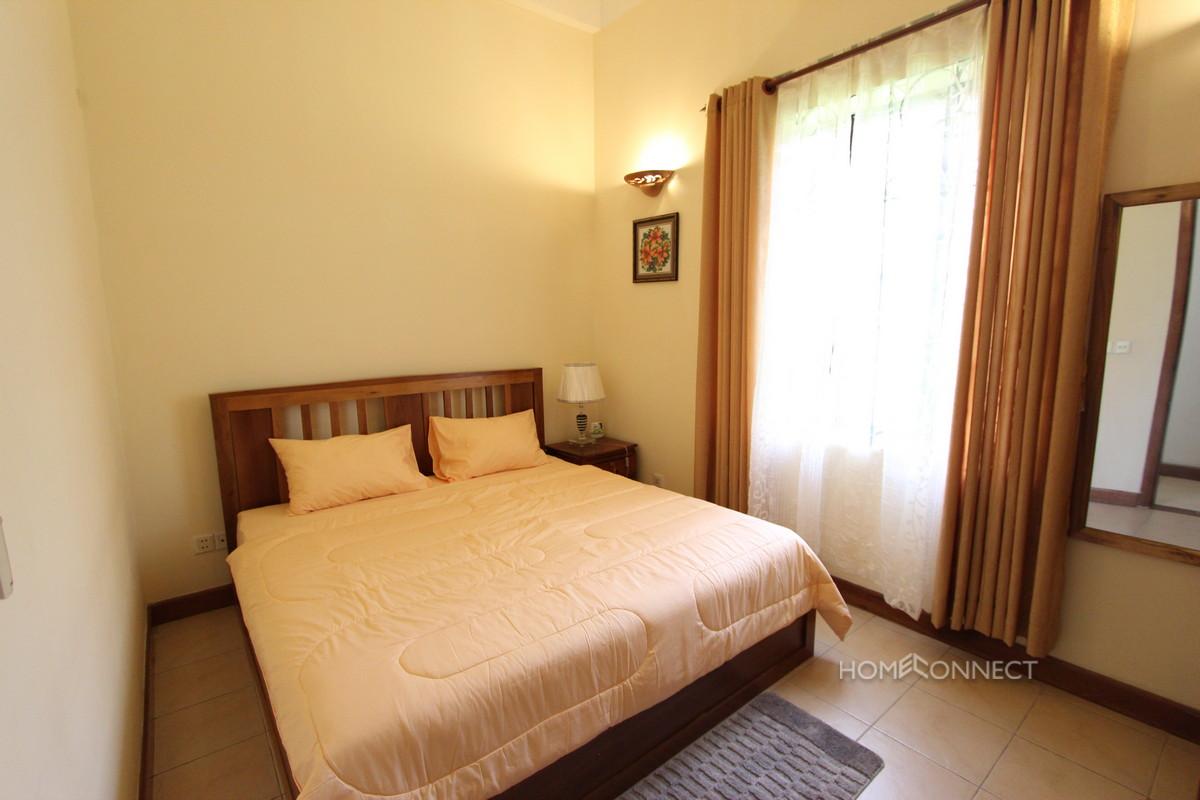 Comfortable 1 Bedroom Apartment in Tonle Bassac   Phnom Penh Real Estate
