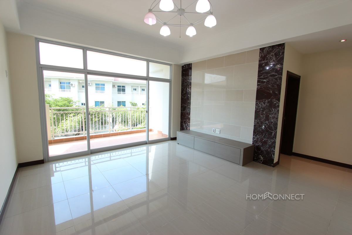 Large 3 Bedroom Condo at Camko City   Phnom Penh Real Estate