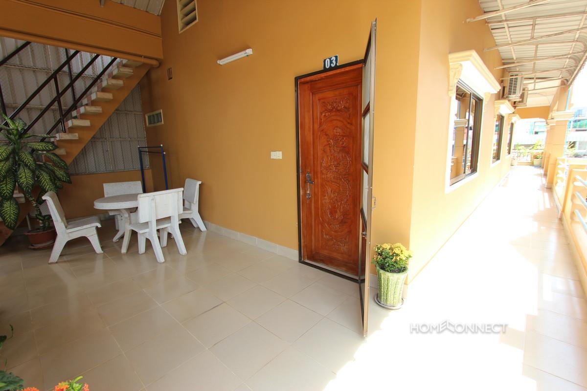 Budget 1 Bedroom Apartment Near Russian Market | Phnom Penh Real Estate
