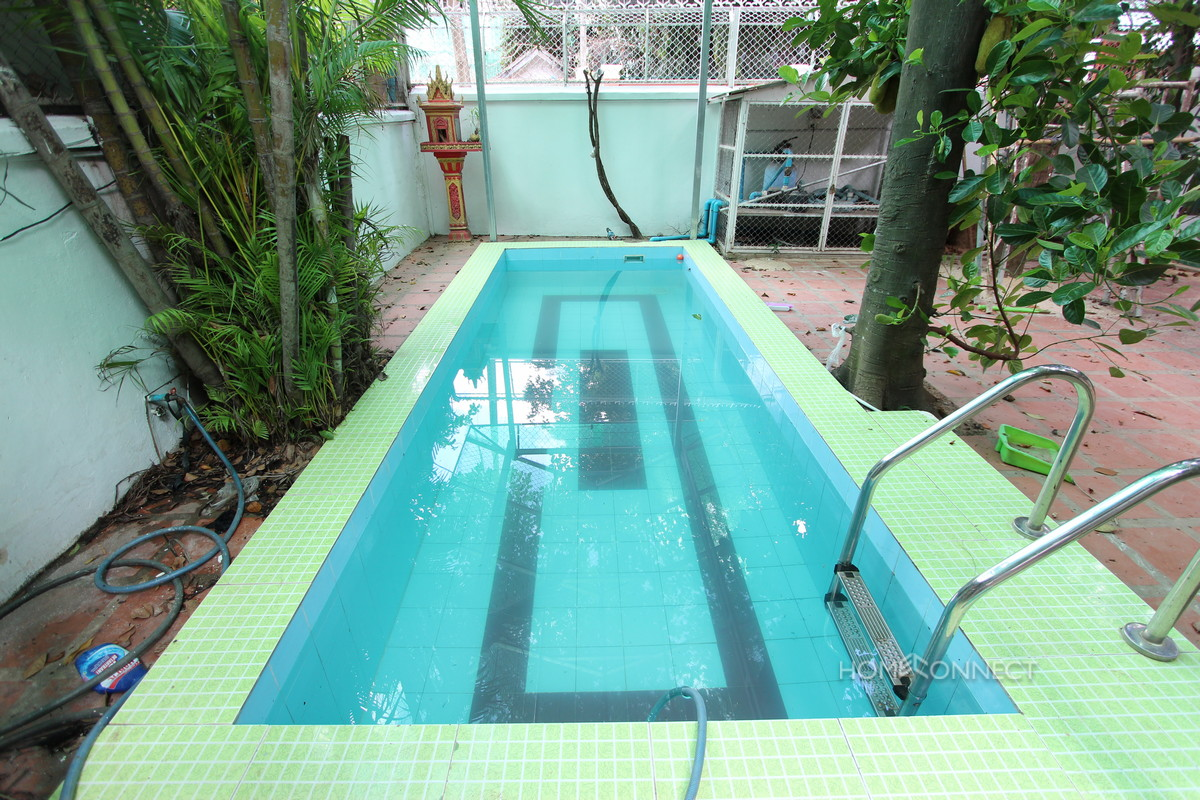 Renovated Villa in Tonle Bassac | Phnom Penh Real Estate