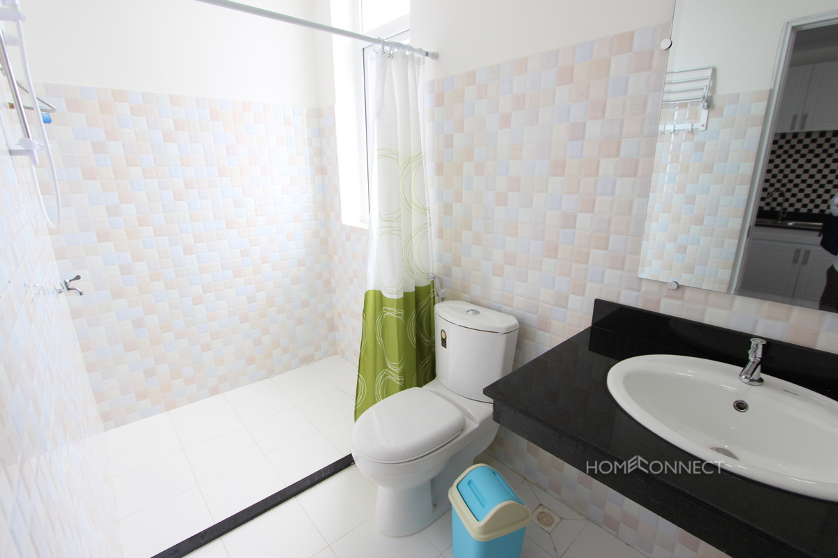 New 1 Bedroom Apartment Within Walking Distance of Aeon Mall   Phnom Penh Real Estate