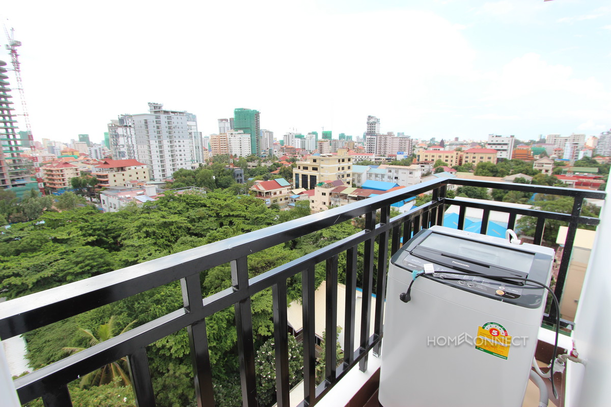New 1 Bedroom Apartment Within Walking Distance of Aeon Mall | Phnom Penh Real Estate