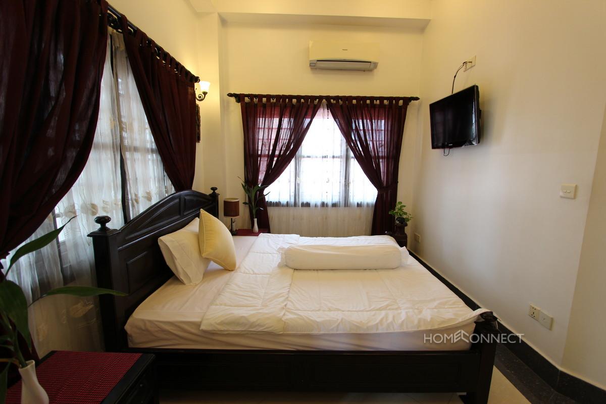 Characteristic Apartment Near the Riverside | Phnom Penh Real Estate