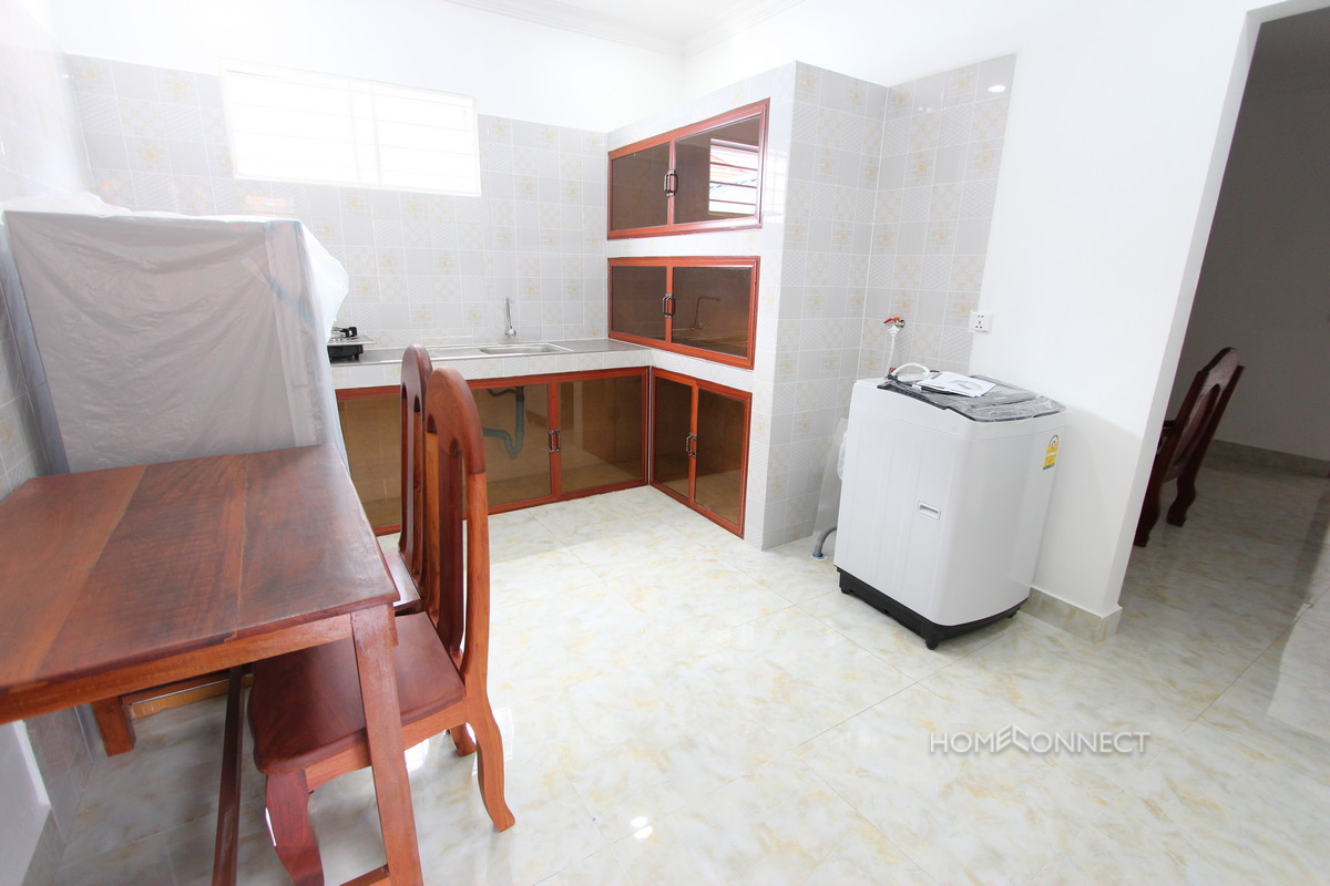 Cosy 1 Bedroom Apartment Near the Russian Market   Phnom Penh Real Estate