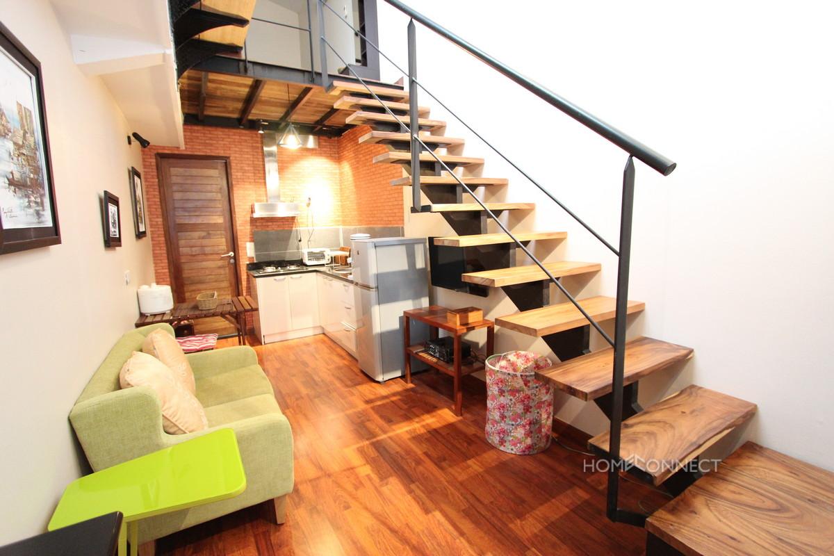 Stylish 1 Bedroom Apartment in BKK1 | Phnom Penh Real Estate