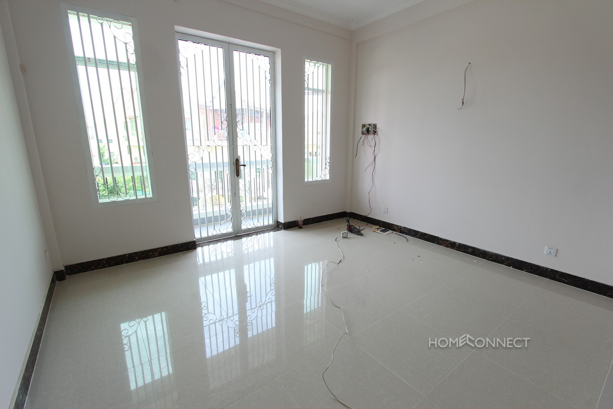 Recently Refurbished Townhouse Near the Russian Market | Phnom Penh Real Estate