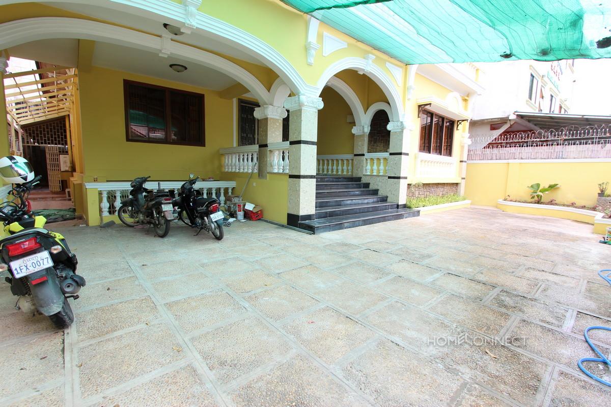 Villa Near the Central Market in Daun Penh   Phnom Penh Real Estate