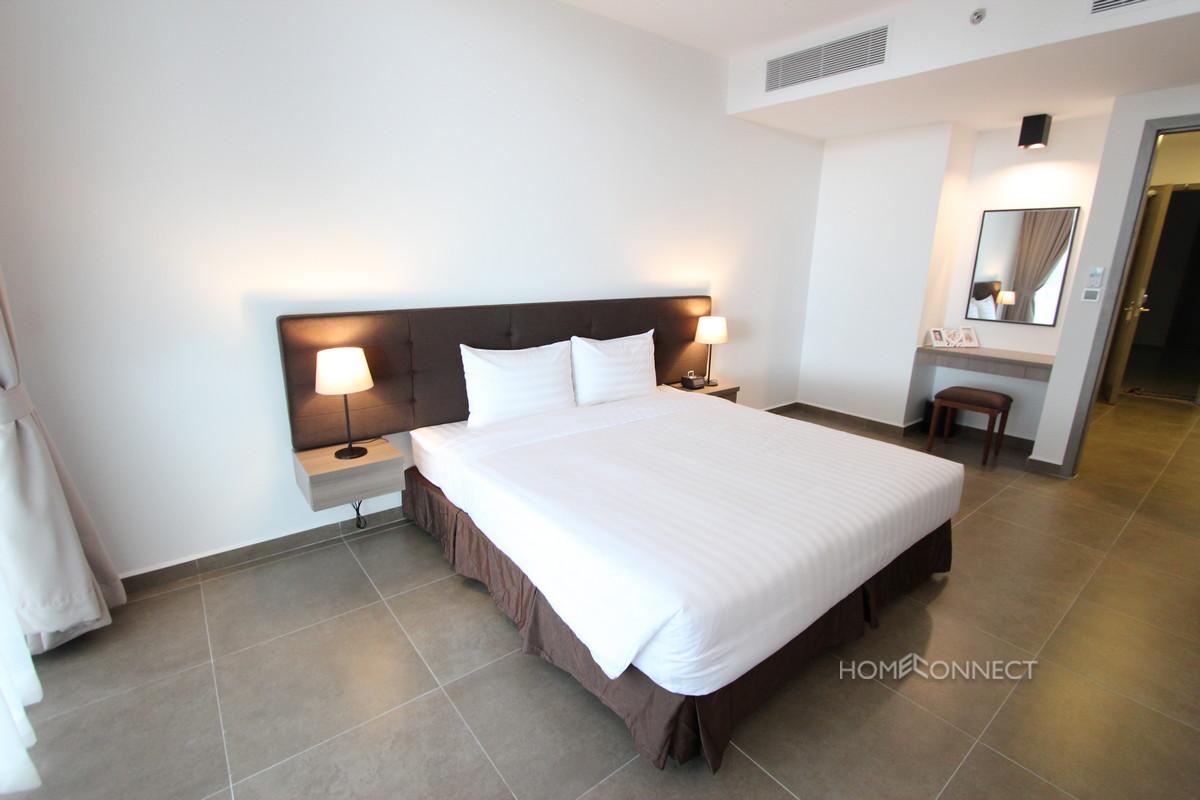 Modern Western Style 1 Bedroom For Rent In BKK1 | Phnom Penh Real Estate