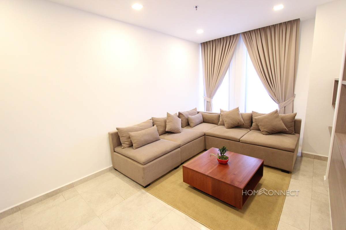 Luxurious 2 Bedroom Apartment in BKK1 | Phnom Penh Real Estate